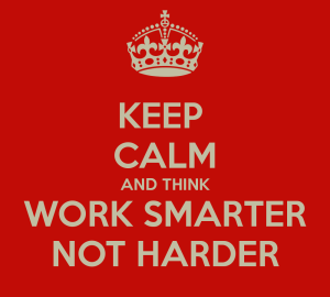 keep-calm-and-think-work-smarter-not-harder